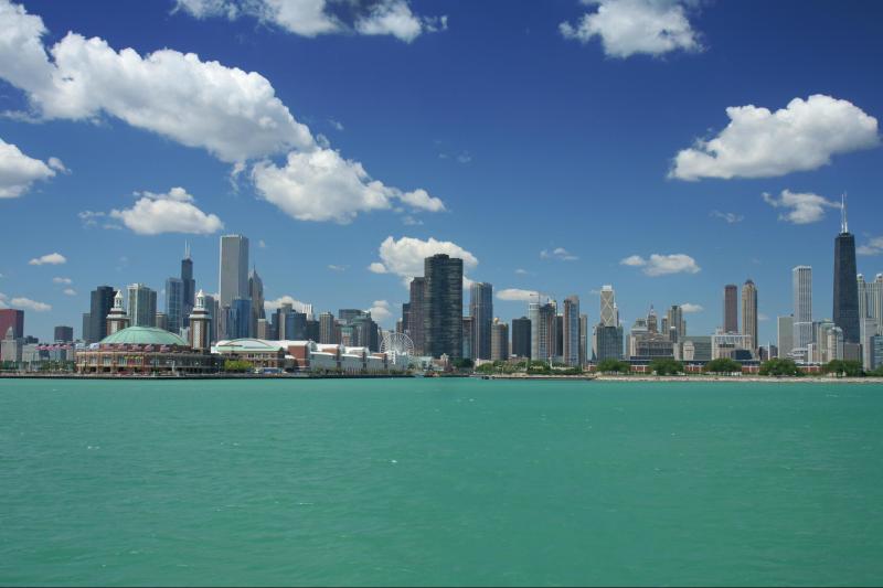 芝加哥出发游船观光1日游:CH-T-7105