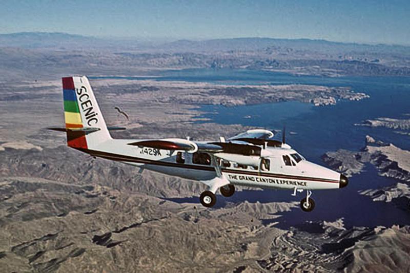 拉斯维加斯出发大峡谷、空中观光1日游:LV-T-7078