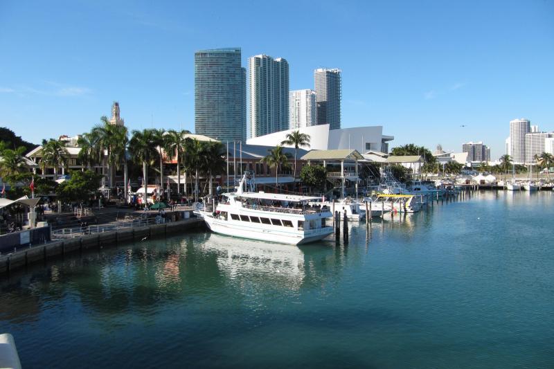 迈阿密出发游船观光1日游:MI-T-7173