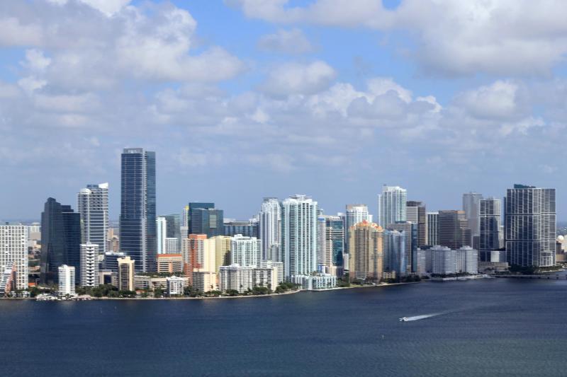 迈阿密出发空中观光1日游:MI-T-7200