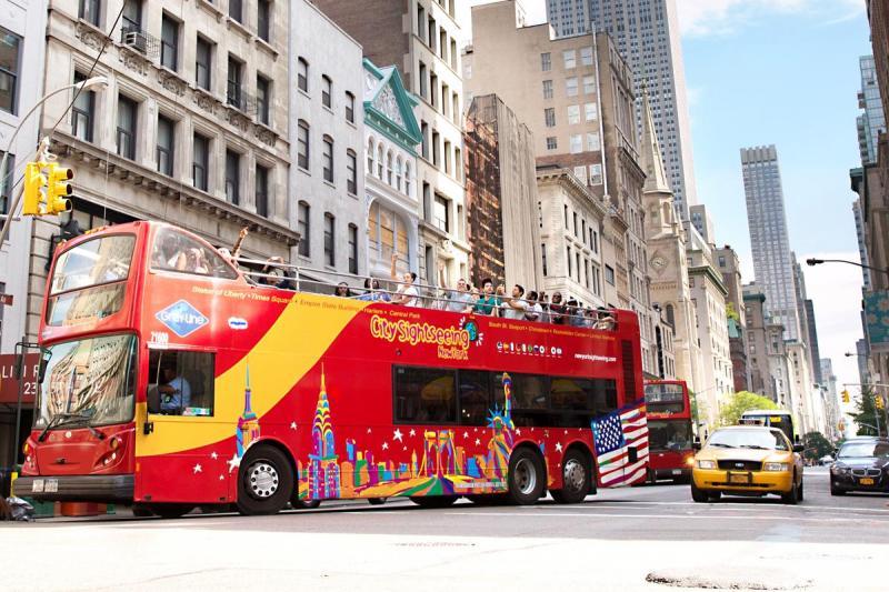 纽约出发观光巴士1日游:NY-T-6973