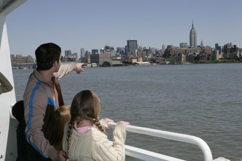 纽约出发游船观光1日游:NY-T-7268