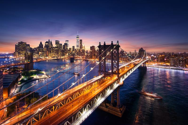 纽约出发景点门票、观光巴士1日游:NY-T-7345