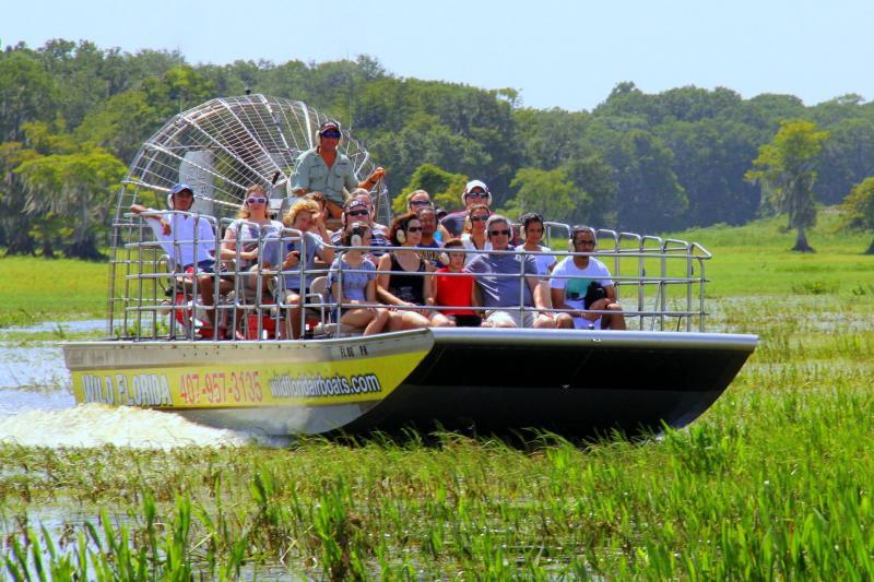 奥兰多出发景点门票、游船观光1日游:OR-T-7216