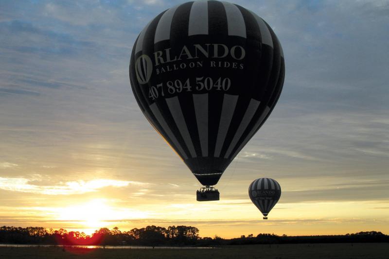 奥兰多出发空中观光1日游:OR-T-7343