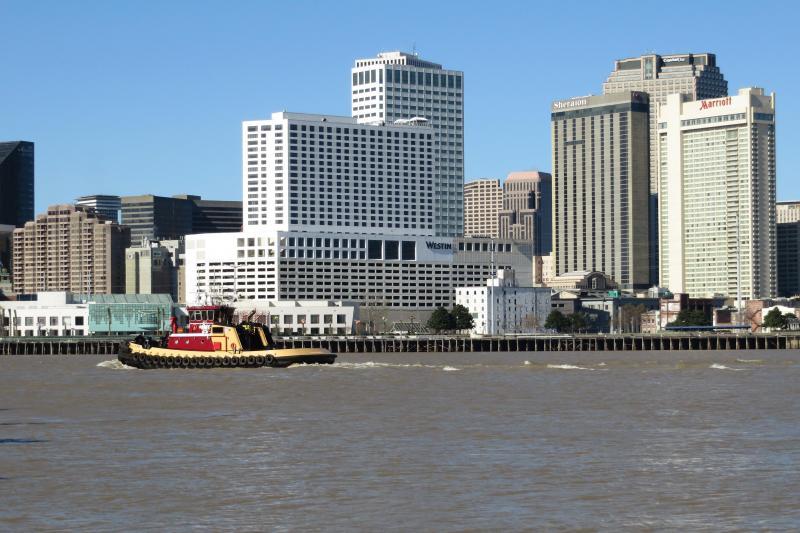 新奥尔良出发观光巴士、游船观光1日游:NO-T-7488