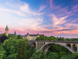 卢森堡市旅游