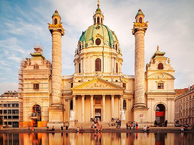 维也纳旅游