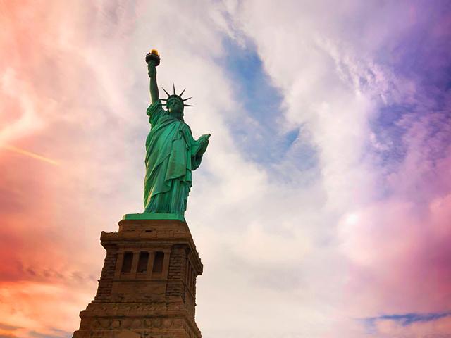 纽约出发尼亚加拉大瀑布6日游:NY6-6449
