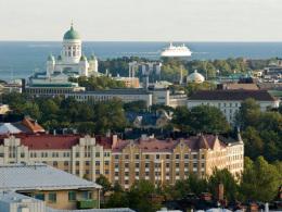 赫尔辛基旅游