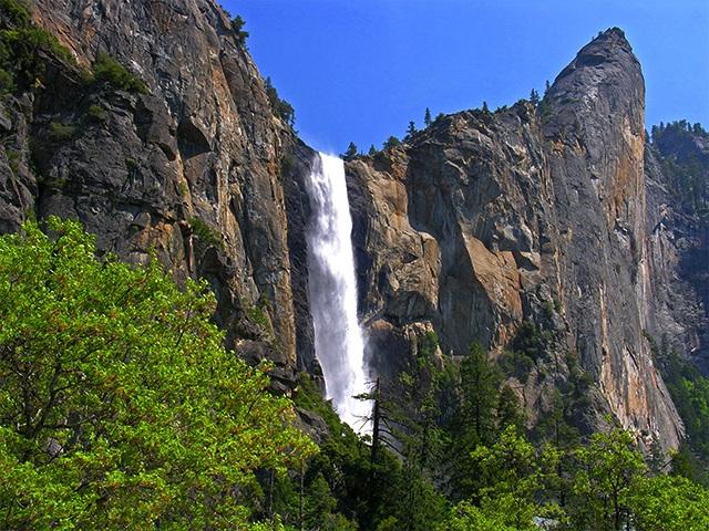拉斯维加斯出发大峡谷、优胜美地、羚羊谷8日游:LV8-7146