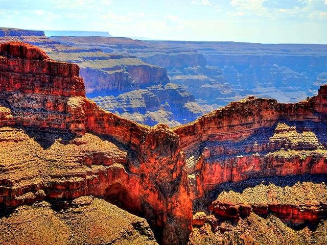 拉斯维加斯出发大峡谷、羚羊谷7日游:LV7-7147