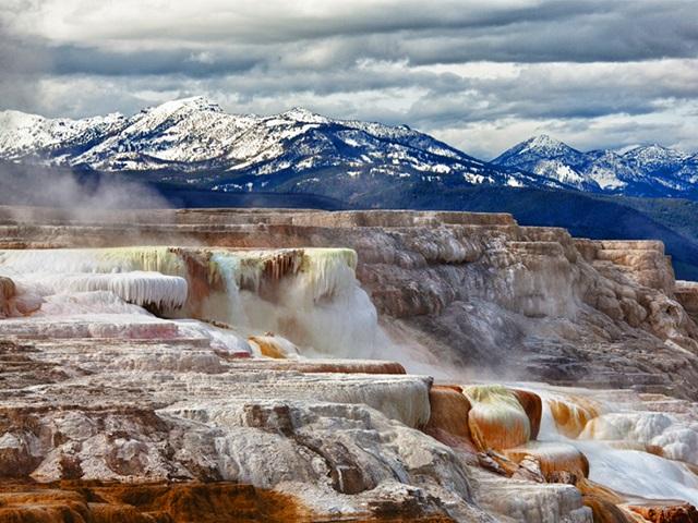 西雅图出发黄石公园9日游:SE9-8235