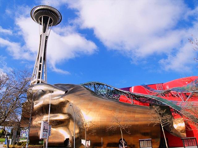 西雅图出发4日游:SE4-2708