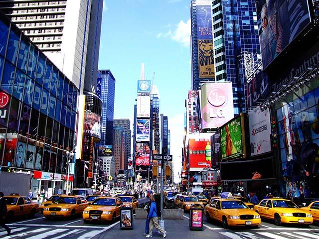 纽约出发4日游:NY4-8045