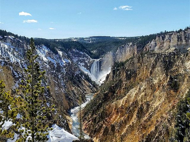 拉斯维加斯出发大峡谷、黄石公园、优胜美地、羚羊谷14日游:LV14-7953