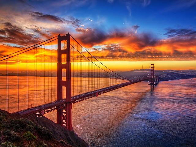 旧金山出发舒适小团1日游:SF1-9967