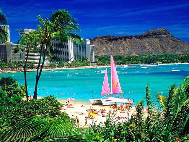 夏威夷大岛出发包车自由行3日游:HA3-10064