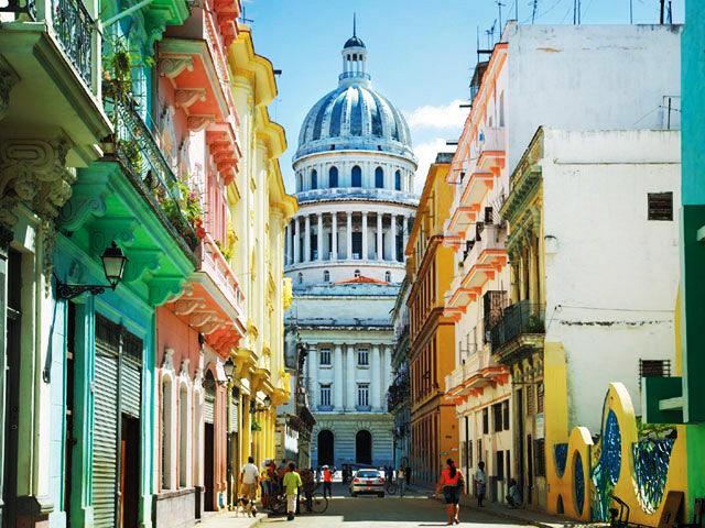 哈瓦那出发古巴8日游:HAV8-8778