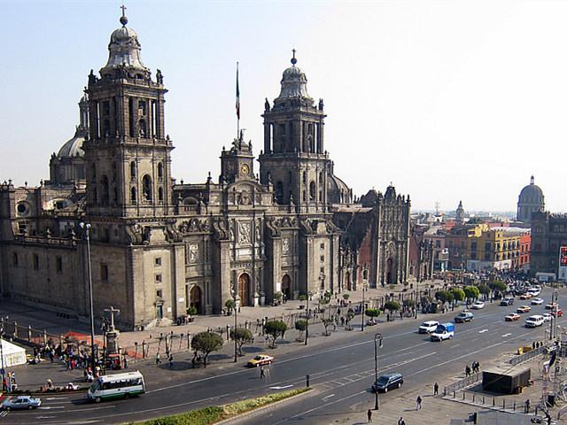 墨西哥城出发墨西哥4日游:MX4-7131