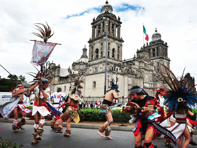 墨西哥城出发墨西哥1日游:MEX1-9019
