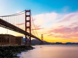 旧金山旅游