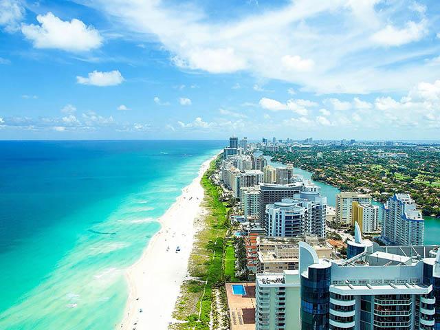迈阿密出发包车自由行2日游:MA2-9055