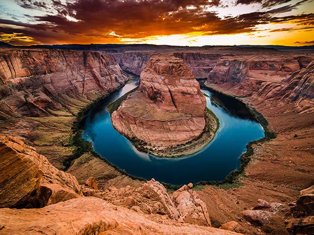拉斯维加斯出发大峡谷、羚羊谷4日游:LV4-7149