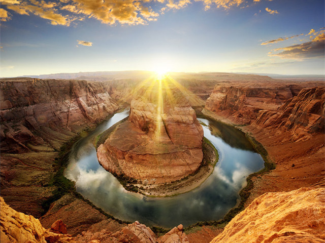 拉斯维加斯出发大峡谷、优胜美地、羚羊谷11日游:LV11-8669