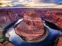 拉斯维加斯出发大峡谷、羚羊谷、舒适小团2日游:LV2-10971