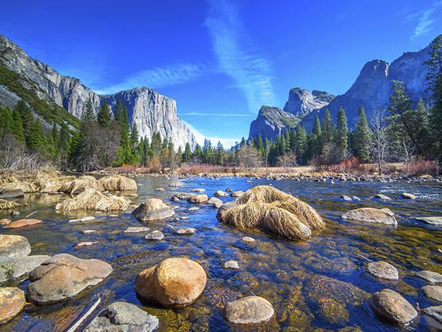 拉斯维加斯出发大峡谷、黄石公园、优胜美地、羚羊谷11日游:LV11-9329