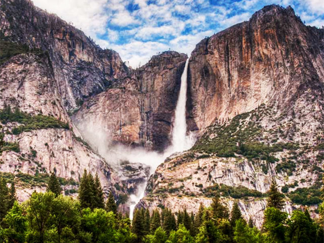 拉斯维加斯出发大峡谷、优胜美地、羚羊谷、西南巨环11日游:LV11-8948