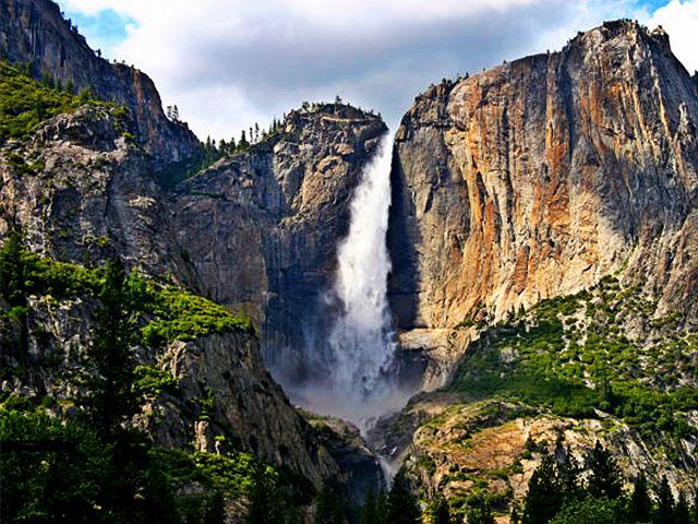 旧金山出发大峡谷、黄石公园、优胜美地、羚羊谷13日游:SF13-9446