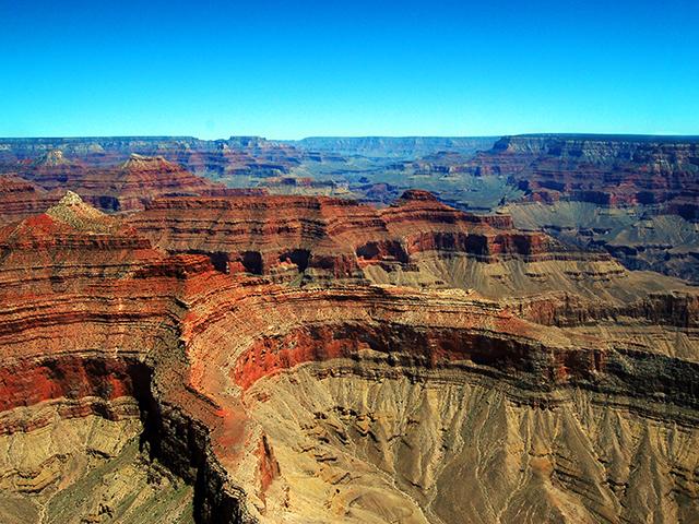 拉斯维加斯出发大峡谷、羚羊谷2日游:LV2-8400