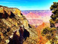 拉斯维加斯出发大峡谷、羚羊谷3日游:LV3-6956
