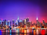 纽约出发尼亚加拉大瀑布、圣诞跨年促销7日游:NY7-7812