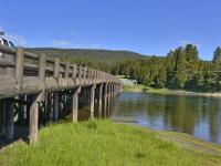 拉斯维加斯出发大峡谷、黄石公园、羚羊谷9日游:LV9-7350