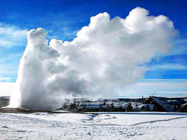 西雅图出发黄石公园7日游:SE7-10360