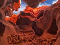 拉斯维加斯出发大峡谷、优胜美地、羚羊谷、墨西哥10日游:LV10-8372