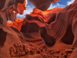 羚羊峡谷旅游