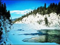 卡尔加里出发班夫公园、缤纷赏雪3日游:CA3-4149