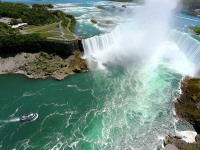 纽约出发尼亚加拉大瀑布9日游:NY9-2548