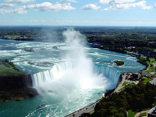 多伦多出发尼亚加拉大瀑布12日游:TO12-8196