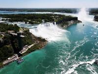 多伦多出发尼亚加拉大瀑布8日游:TO8-8070