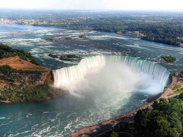 纽约出发尼亚加拉大瀑布8日游:NY8-7815