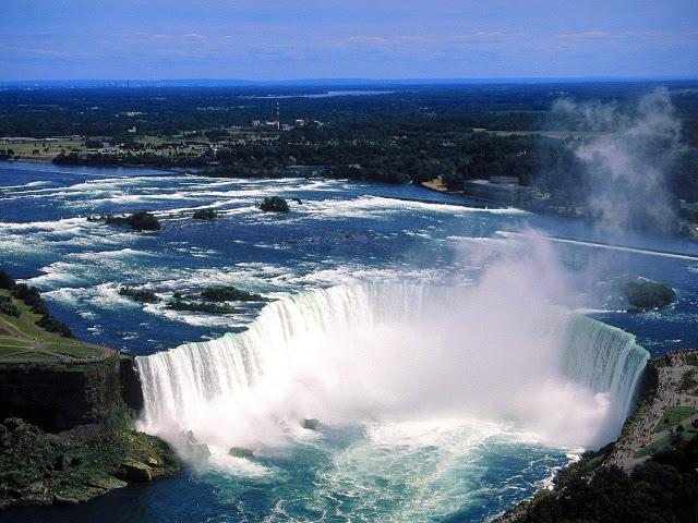 纽约出发尼亚加拉大瀑布2日游:NY2-5963