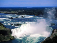 蒙特利尔出发尼亚加拉大瀑布7日游:MO7-8261
