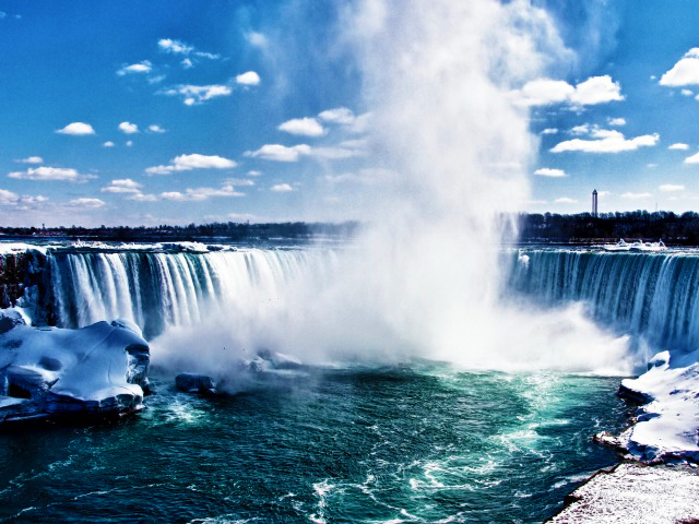 多伦多出发尼亚加拉大瀑布10日游:TO10-10123