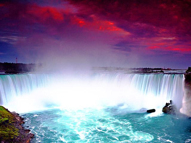 纽约出发尼亚加拉大瀑布、风之洞7日游:NY7-8505