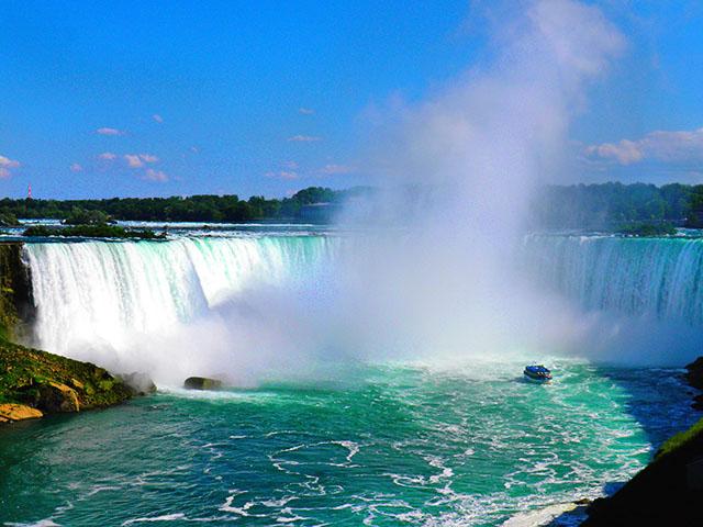 多伦多出发尼亚加拉大瀑布6日游:TO6-10105